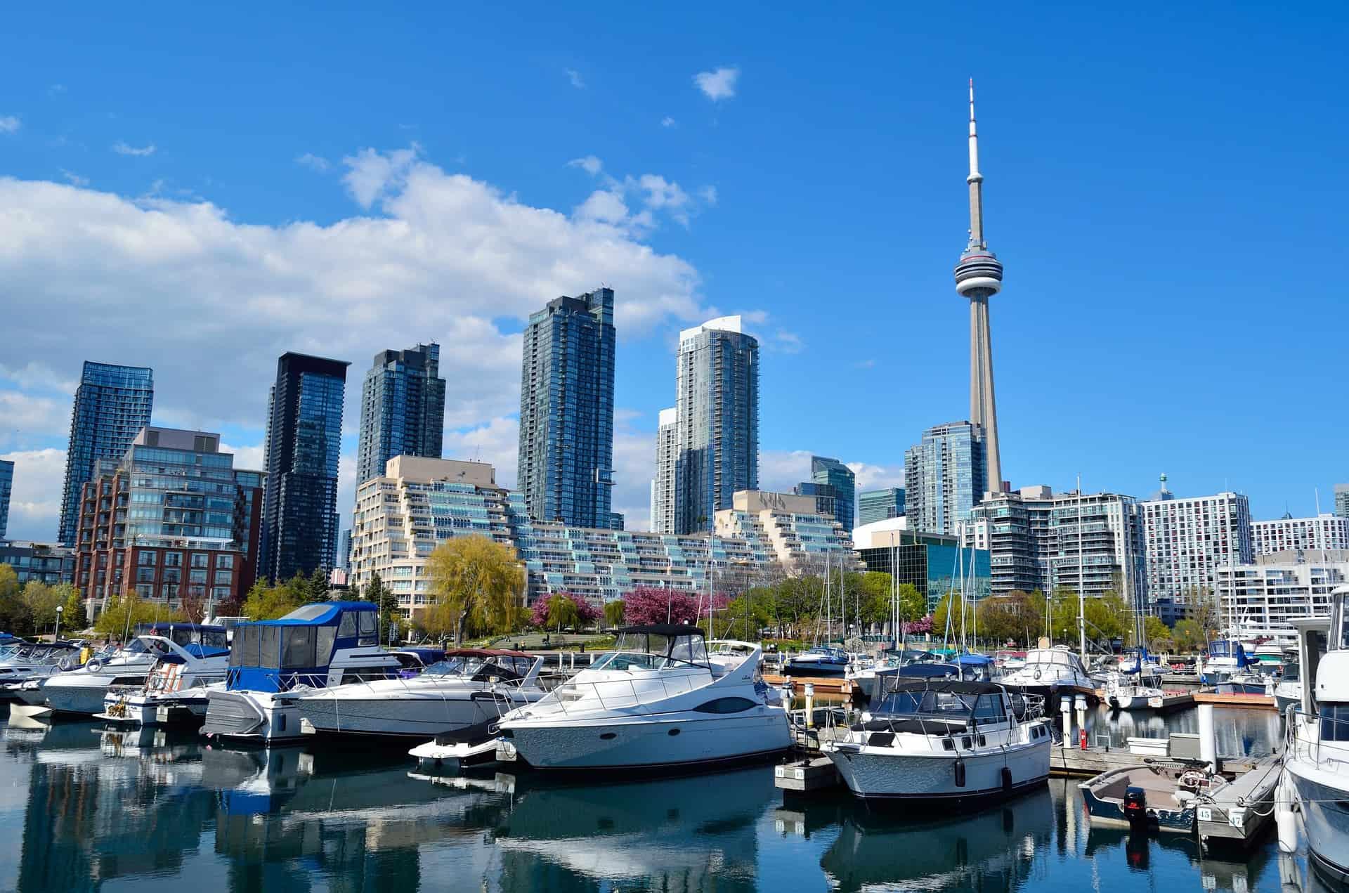 CN Tower von Toronto
